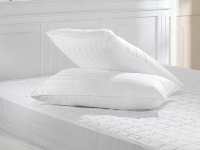 Luxury 100% Cotton 180 Thread Count Pillows