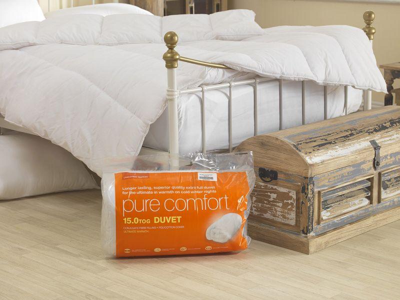 15 Tog Pure Comfort Duvet