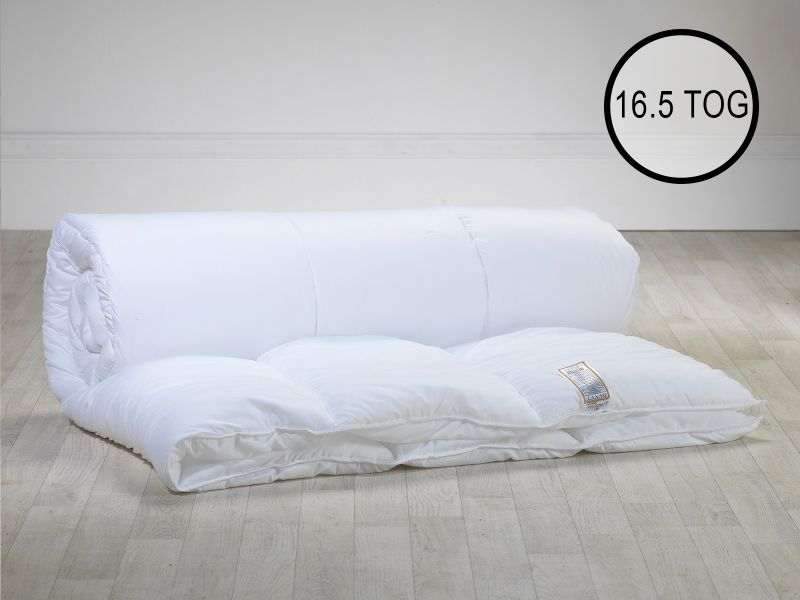 Factory Seconds - 16.5 Tog Extra Warm Winter Duvet