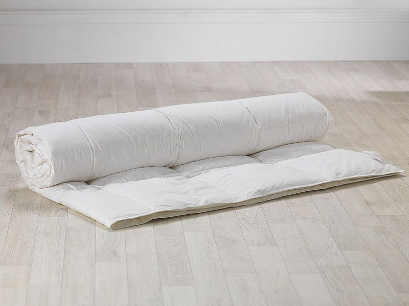 1.5 Tog Goose Feather And Down Duvet