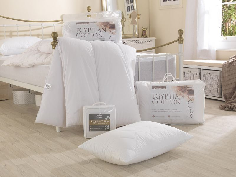 4.5 Tog Simply Cotton Hollowfibre Filled Duvet