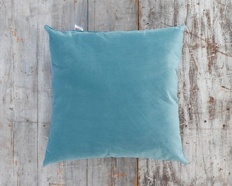 Outdoor Water Resistant Cushion | 65cm x 65cm - Aqua