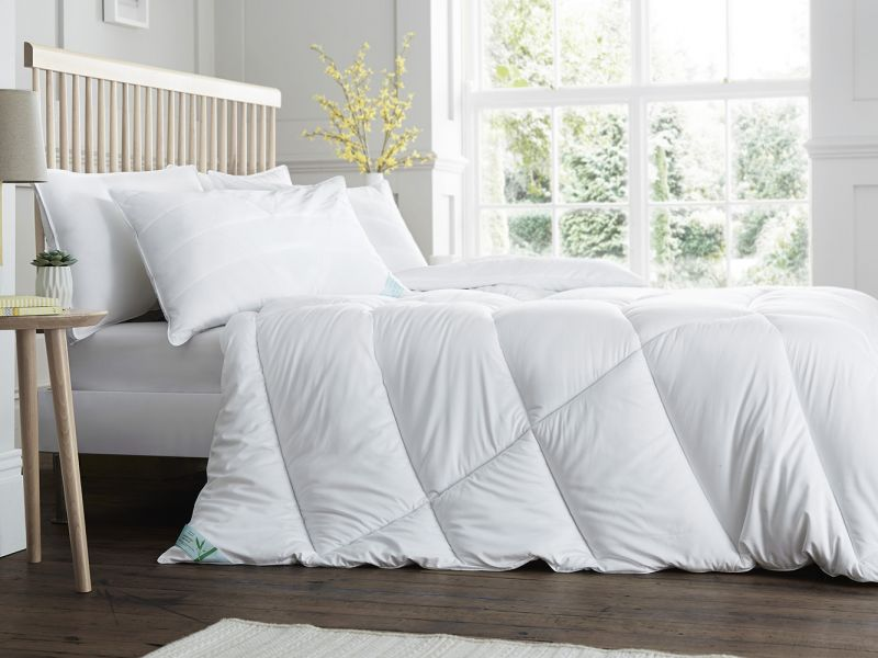 Natural Bamboo Duvets for Year-Round Comfort