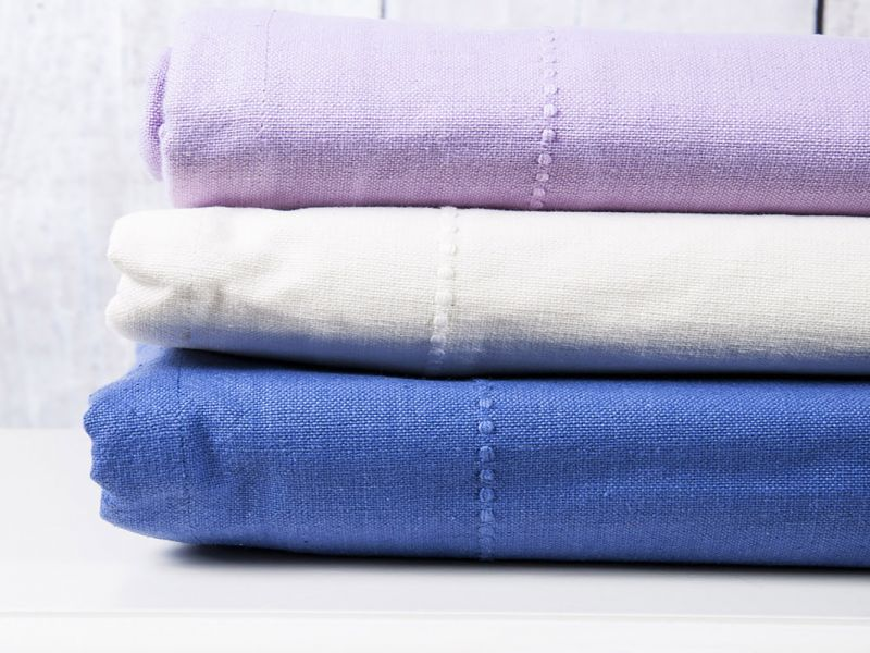100% Cotton Bedspreads/Throws in Various Colours