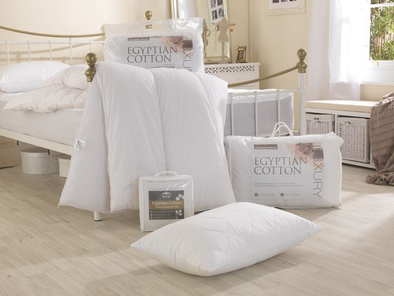 10.5 Tog Simply Cotton Hollowfibre Filled Duvet