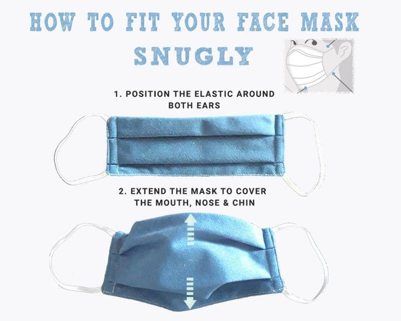 Kids Reusable Protective Face Mask