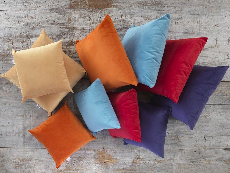 Soft Velour Scatter Cushion | 45cm x 45cm or 59cm x 59cm
