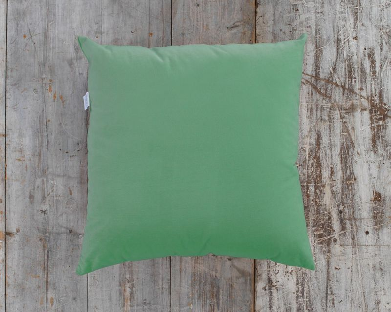 Outdoor Water Resistant Cushion | 65cm x 65cm - Green