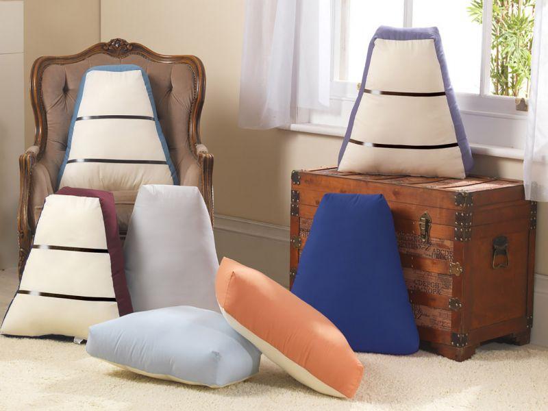 Magnetic Orthopaedic Lumbar Support Cushions