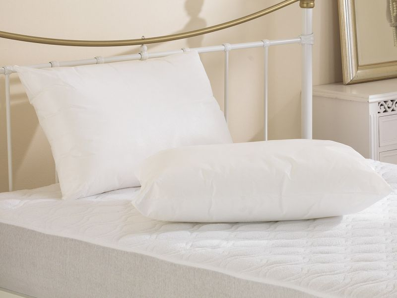 Medical Grade Waterproof Wipe Down Pillows