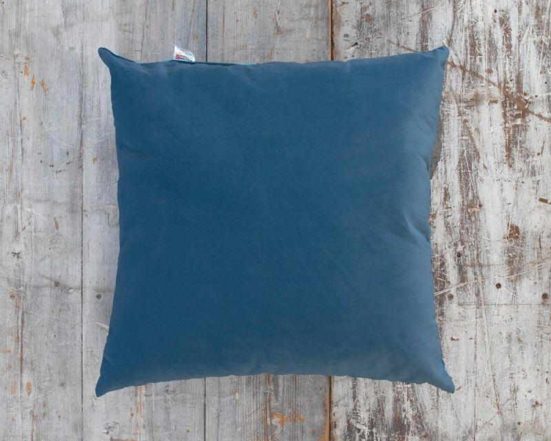 Outdoor Water Resistant Cushion | 65cm x 65cm - Navy Blue