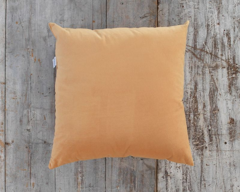 Outdoor Water Resistant Cushion | 65cm x 65cm - Yellow
