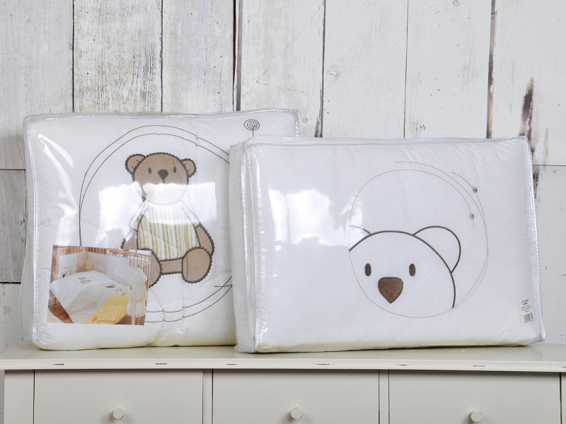 Little Bear 4.5 Tog Cot Bed Duvet